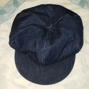Denim Accessories - Womens Denim Casual Hat